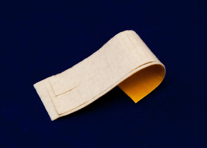 Pre-Cut Key Arm Felt - 9.2mm