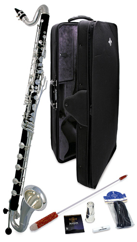 Buffet Prestige Low C - Bass Clarinet