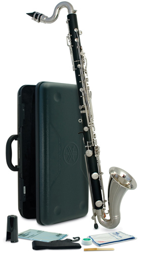 Yamaha YCL-221IIS Low Eb - Bass Clarinet