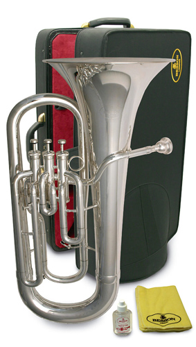 Besson BE1062 Silver Plated - Euphonium