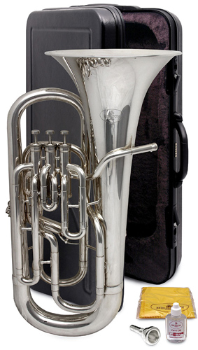 Besson BE165 Silver Plated - Euphonium