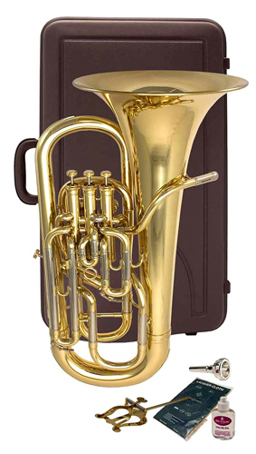 Besson Sovereign BE967 Lacquer - Euphonium (no triggers)