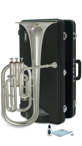 Yamaha YAH-203S Silver Plated - Tenor Horn