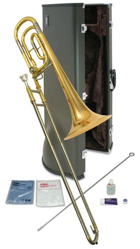 Yamaha YBL-421GE Lacquer - Bass Trombone