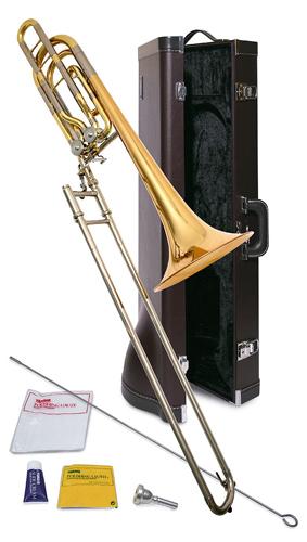Yamaha YBL-620GE Lacquer - Bass Trombone