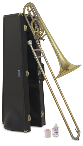 Conn 88HY - Traditional Wrap Bb/F Trombone