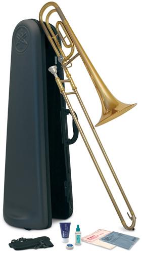 Yamaha YSL-446GECN - Bb/F Trombone