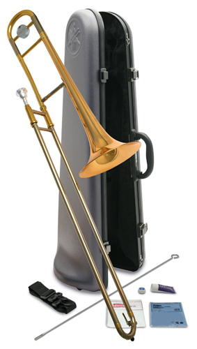 Yamaha YSL-447GECN - Tenor Trombone