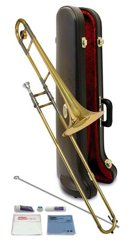 Yamaha YSL-881 Xeno - Gold Brass Tenor Trombone
