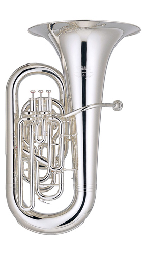 Yamaha YEB-63202 Neo Silver Plated - 4 Valve Tuba