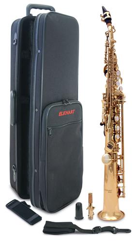 Elkhart Series II - Soprano Sax