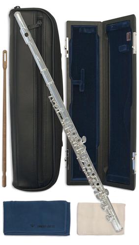 Sankyo CF301RE Silversonic - Open Hole Flute