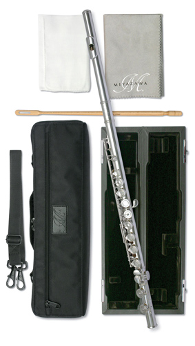 Miyazawa PB102E - Flute