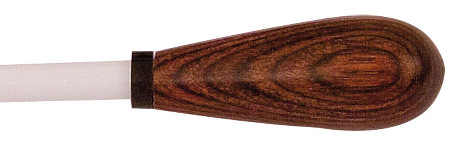 Baton Pear Shaped Handle Rosewood