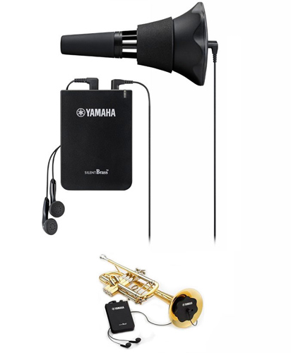 Yamaha Silent Brass SYSTEM SB7X - Trumpet or Cornet