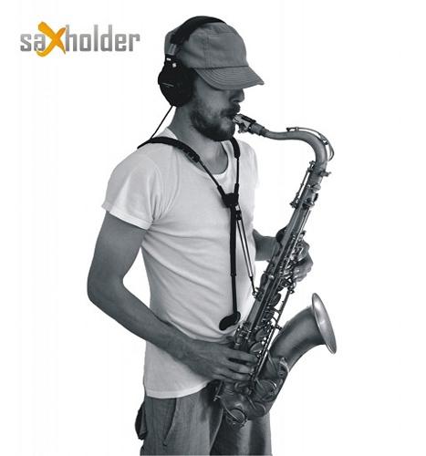 The Sax Holder - Revolutionary Sax Support