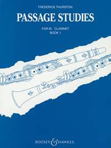 Thurston Passage Studies Vol 1 Clarinet