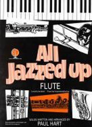 All Jazzed Up Flute Hart