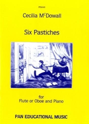 McDowall Pastiches (6) Flute (Oboe) & Piano