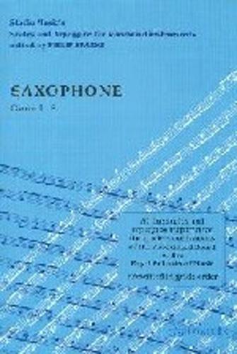 Scales & Arpeggios Sax Sparke New Gds 1-8