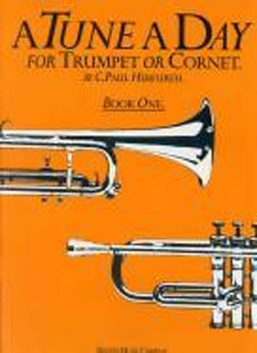 Tune A Day Trumpet Book 1 Herfurth