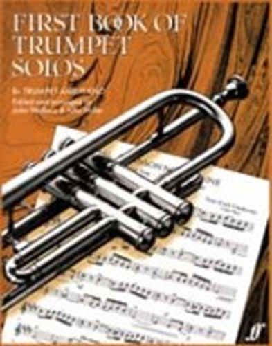 First Book Of Trumpet Solos Complete