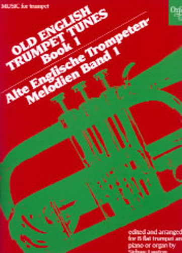 Old English Trumpet Tunes Book 1 Lawton