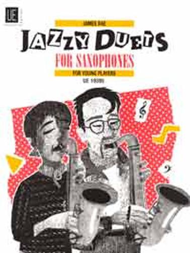 Jazzy Duets Rae 2 Saxophones