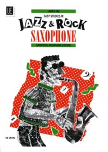 Easy Studies In Jazz & Rock Saxophone Rae4