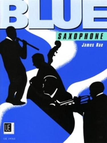 Blue Saxophone Rae Eb/Bb Saxophone & Piano