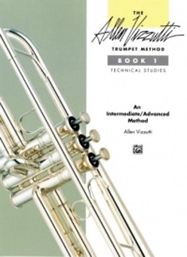Vizzutti Trumpet Method Book 1 Technical Studies