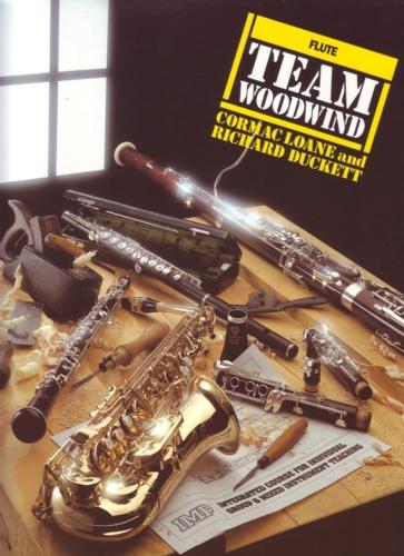 Team Woodwind Flute