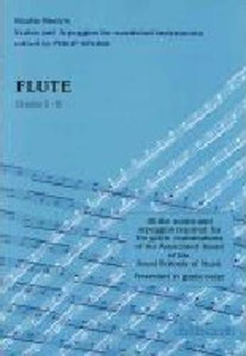Scales & Arpeggios Flute Sparke New Grades 1-8