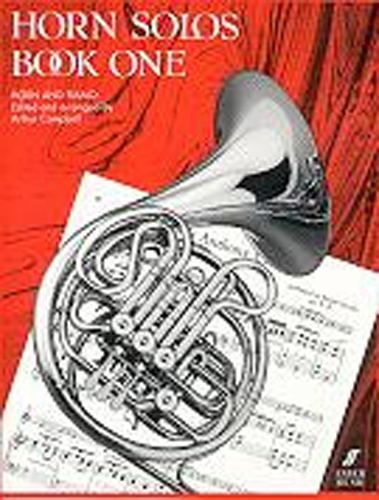 Horn Solos Book 1 Campbell Horn & Piano