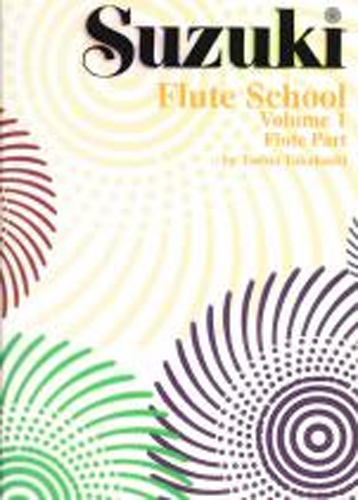 Suzuki Flute School Vol 1 Flute Part