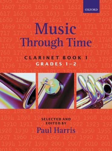 Music Through Time Book 1 Clarinet Harris
