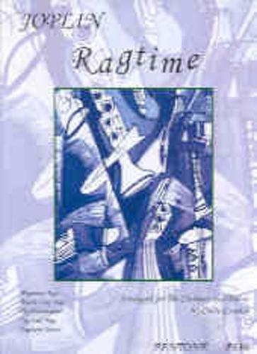 Joplin Ragtime Bb Clarinet & Piano
