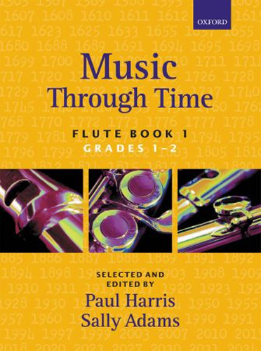 Music Through Time Book 1 Flute Grades 1-2
