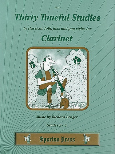 Benger Tuneful Studies 30 Clarinet