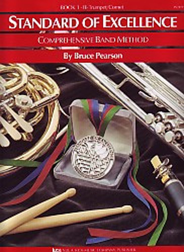 Standard Of Excellence 1 Trumpet/Cornet