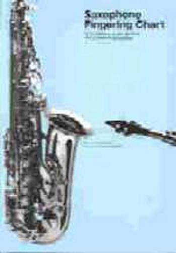 Saxophone Fingering Chart Murphy