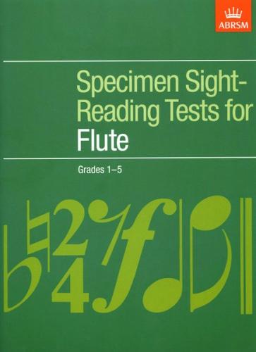 Specimen Sight Reading Flute Grades 1-5 Abrsm