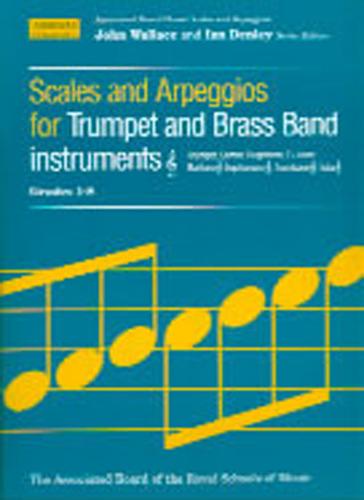 Scales & Arpeggios Trumpet & Brass Insts Treb 1-8