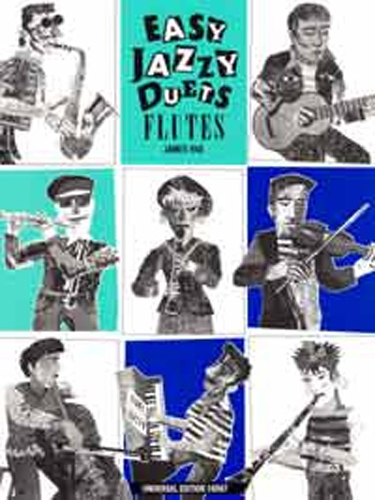 Easy Jazzy Duets Flute Duet Rae