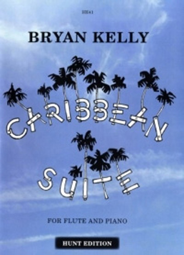 Kelly Caribbean Suite Flute & Piano