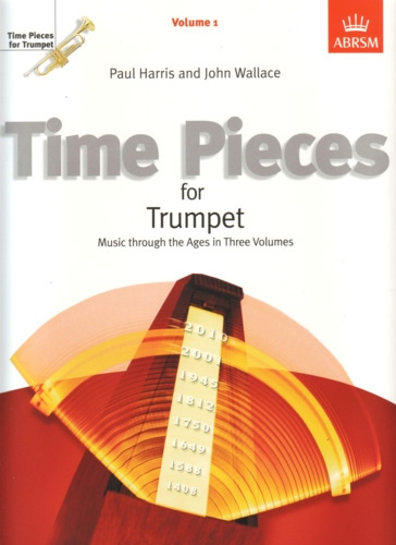 Time Pieces For Trumpet Vol 1 Harris/Wallace