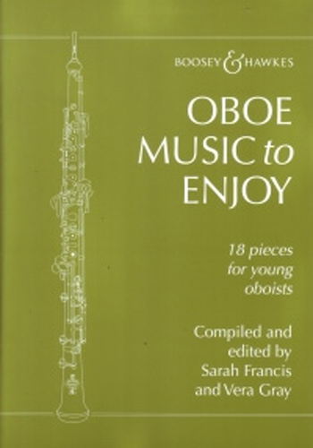 Oboe Music To Enjoy (18 Pieces for Young Oboists)