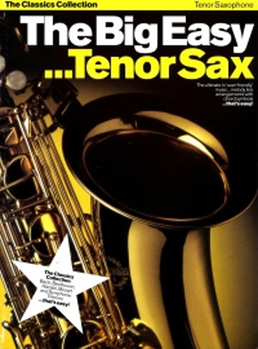 Big Easy Classics Collection Tenor Saxophone