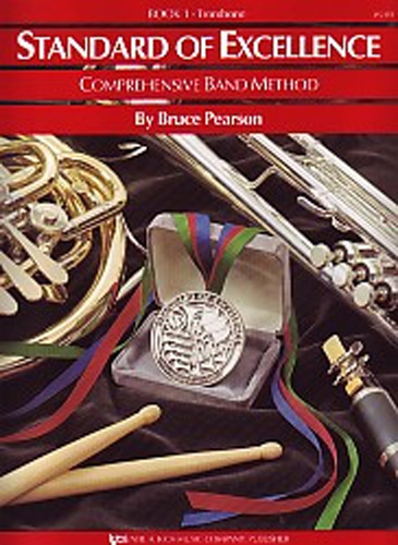 Standard Of Excellence 1 Trombone Bass