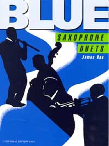 Blue Saxophone Duets Rae